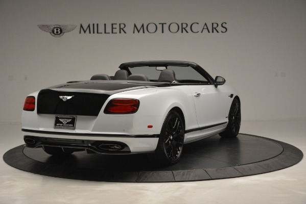New 2018 Bentley Continental GT Supersports Convertible for sale Sold at Pagani of Greenwich in Greenwich CT 06830 7