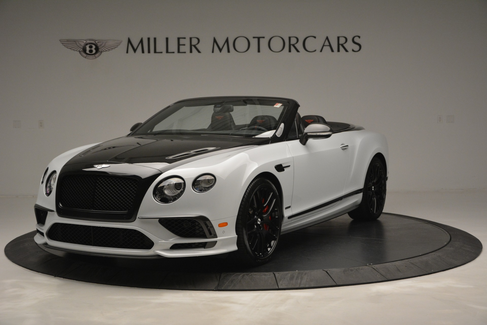 New 2018 Bentley Continental GT Supersports Convertible for sale Sold at Pagani of Greenwich in Greenwich CT 06830 1