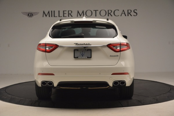 New 2017 Maserati Levante S Q4 for sale Sold at Pagani of Greenwich in Greenwich CT 06830 6