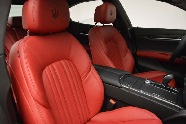 New 2017 Maserati Ghibli S Q4 for sale Sold at Pagani of Greenwich in Greenwich CT 06830 26