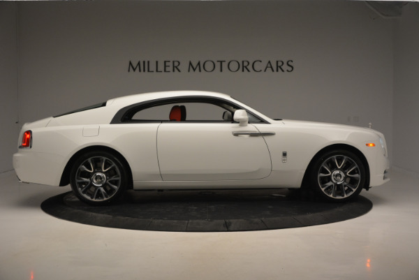 New 2017 Rolls-Royce Wraith for sale Sold at Pagani of Greenwich in Greenwich CT 06830 11