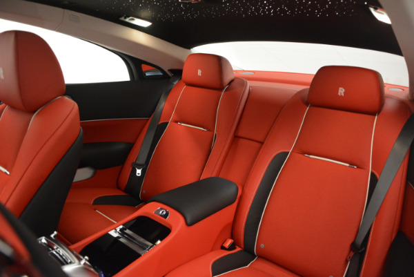 New 2017 Rolls-Royce Wraith for sale Sold at Pagani of Greenwich in Greenwich CT 06830 23