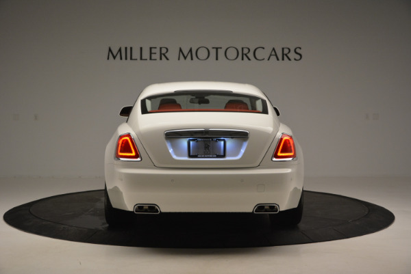 New 2017 Rolls-Royce Wraith for sale Sold at Pagani of Greenwich in Greenwich CT 06830 8
