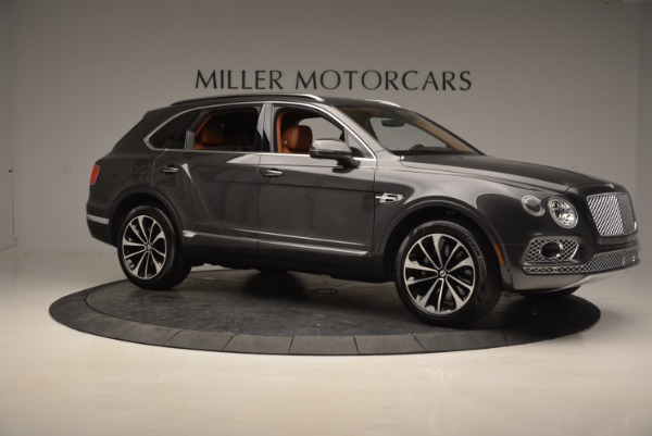 New 2017 Bentley Bentayga for sale Sold at Pagani of Greenwich in Greenwich CT 06830 10