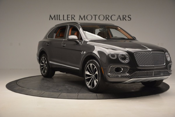 Used 2017 Bentley Bentayga W12 for sale Call for price at Pagani of Greenwich in Greenwich CT 06830 11