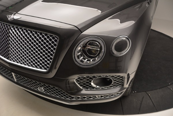 New 2017 Bentley Bentayga for sale Sold at Pagani of Greenwich in Greenwich CT 06830 14
