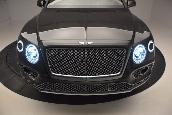 Used 2017 Bentley Bentayga W12 for sale Call for price at Pagani of Greenwich in Greenwich CT 06830 19