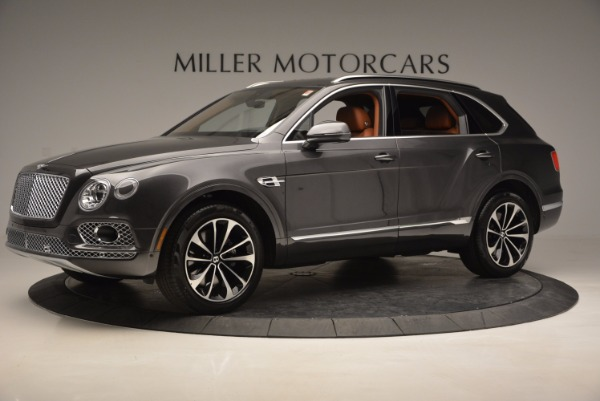 Used 2017 Bentley Bentayga W12 for sale Call for price at Pagani of Greenwich in Greenwich CT 06830 2