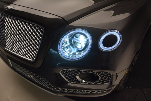 Used 2017 Bentley Bentayga W12 for sale Call for price at Pagani of Greenwich in Greenwich CT 06830 20