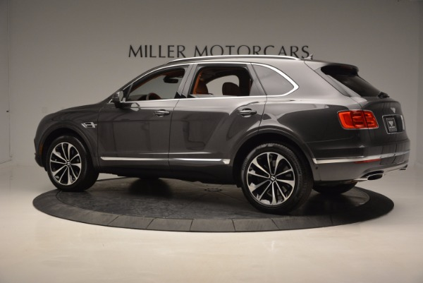 New 2017 Bentley Bentayga for sale Sold at Pagani of Greenwich in Greenwich CT 06830 4