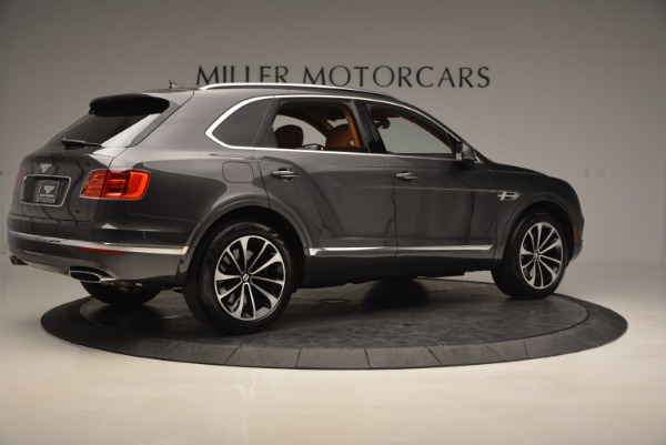 Used 2017 Bentley Bentayga W12 for sale Call for price at Pagani of Greenwich in Greenwich CT 06830 8