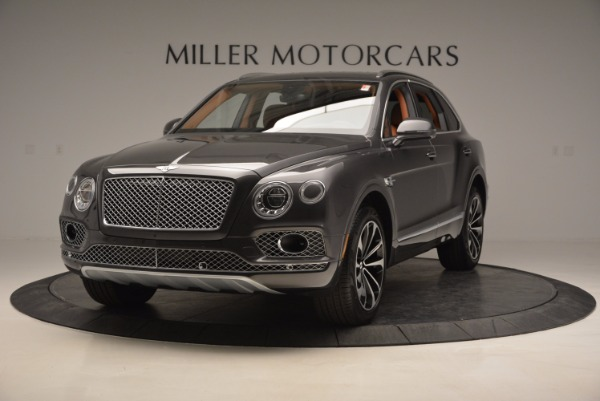 Used 2017 Bentley Bentayga W12 for sale Call for price at Pagani of Greenwich in Greenwich CT 06830 1