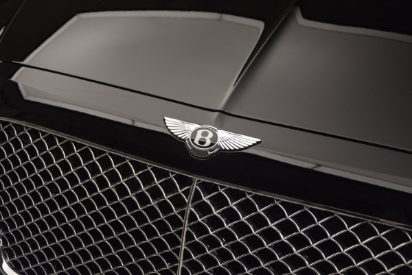 Used 2017 Bentley Bentayga for sale Sold at Pagani of Greenwich in Greenwich CT 06830 18