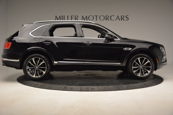 Used 2017 Bentley Bentayga for sale Sold at Pagani of Greenwich in Greenwich CT 06830 9