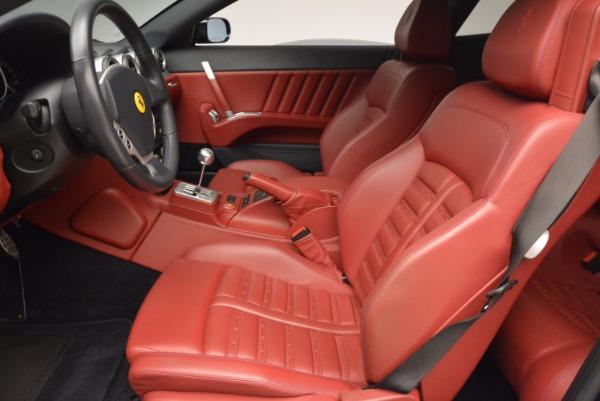 Used 2005 Ferrari 612 Scaglietti 6-Speed Manual for sale Sold at Pagani of Greenwich in Greenwich CT 06830 14