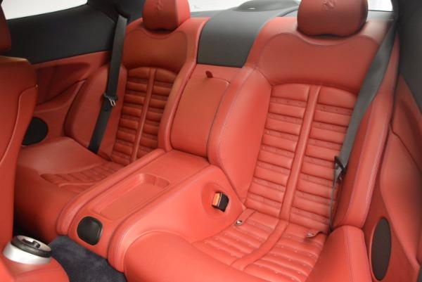 Used 2005 Ferrari 612 Scaglietti 6-Speed Manual for sale Sold at Pagani of Greenwich in Greenwich CT 06830 17