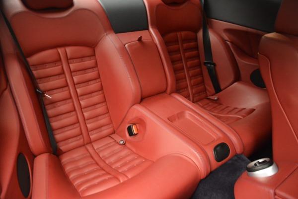 Used 2005 Ferrari 612 Scaglietti 6-Speed Manual for sale Sold at Pagani of Greenwich in Greenwich CT 06830 21