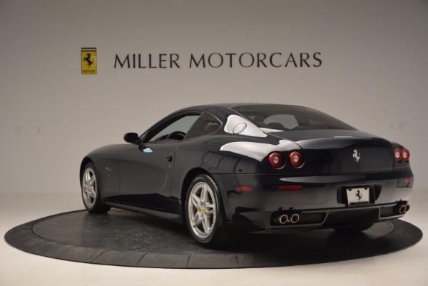 Used 2005 Ferrari 612 Scaglietti 6-Speed Manual for sale Sold at Pagani of Greenwich in Greenwich CT 06830 6