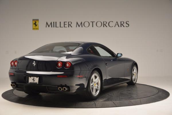 Used 2005 Ferrari 612 Scaglietti 6-Speed Manual for sale Sold at Pagani of Greenwich in Greenwich CT 06830 8
