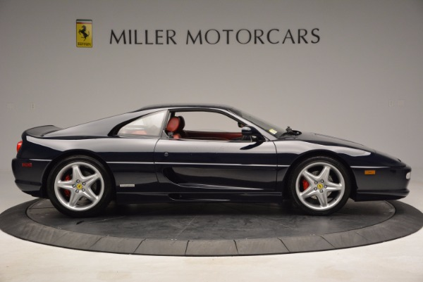 Used 1999 Ferrari 355 Berlinetta for sale Sold at Pagani of Greenwich in Greenwich CT 06830 10