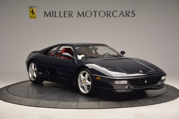 Used 1999 Ferrari 355 Berlinetta for sale Sold at Pagani of Greenwich in Greenwich CT 06830 12