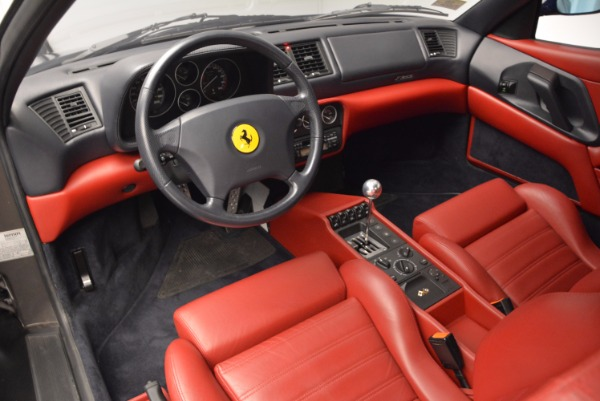 Used 1999 Ferrari 355 Berlinetta for sale Sold at Pagani of Greenwich in Greenwich CT 06830 14