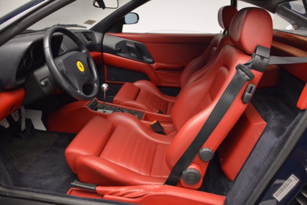 Used 1999 Ferrari 355 Berlinetta for sale Sold at Pagani of Greenwich in Greenwich CT 06830 15