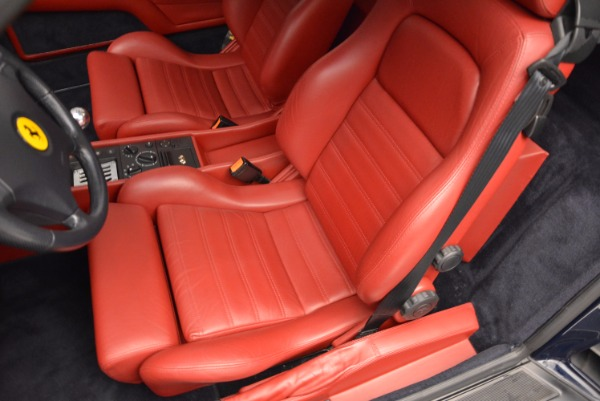 Used 1999 Ferrari 355 Berlinetta for sale Sold at Pagani of Greenwich in Greenwich CT 06830 16