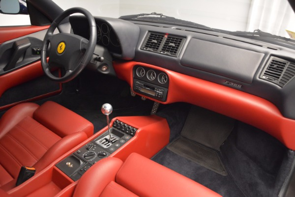 Used 1999 Ferrari 355 Berlinetta for sale Sold at Pagani of Greenwich in Greenwich CT 06830 18