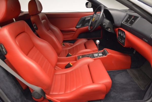 Used 1999 Ferrari 355 Berlinetta for sale Sold at Pagani of Greenwich in Greenwich CT 06830 19