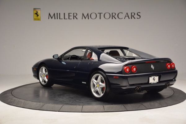 Used 1999 Ferrari 355 Berlinetta for sale Sold at Pagani of Greenwich in Greenwich CT 06830 6