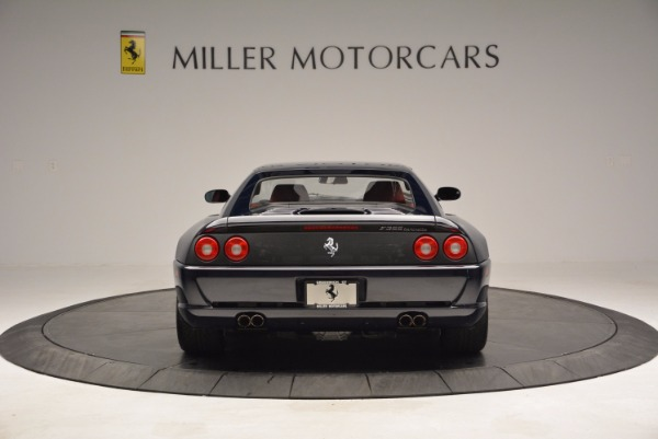 Used 1999 Ferrari 355 Berlinetta for sale Sold at Pagani of Greenwich in Greenwich CT 06830 7