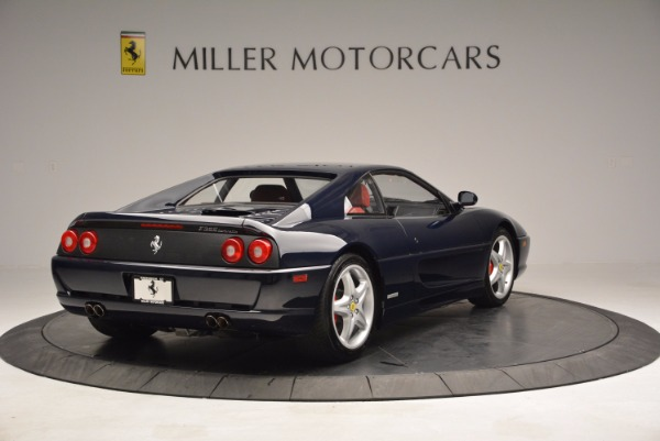 Used 1999 Ferrari 355 Berlinetta for sale Sold at Pagani of Greenwich in Greenwich CT 06830 8
