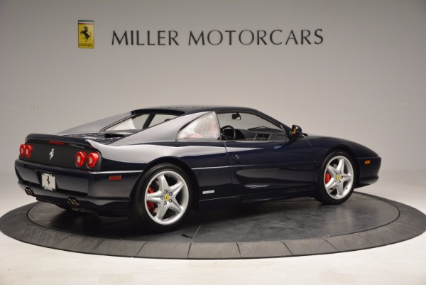 Used 1999 Ferrari 355 Berlinetta for sale Sold at Pagani of Greenwich in Greenwich CT 06830 9
