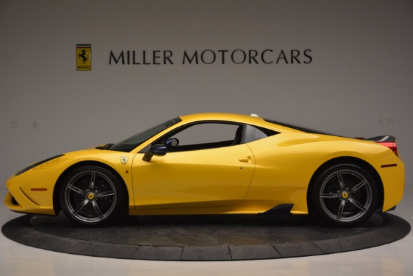 Used 2015 Ferrari 458 Speciale for sale Sold at Pagani of Greenwich in Greenwich CT 06830 3