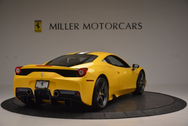 Used 2015 Ferrari 458 Speciale for sale Sold at Pagani of Greenwich in Greenwich CT 06830 7