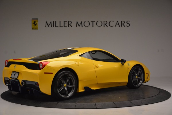Used 2015 Ferrari 458 Speciale for sale Sold at Pagani of Greenwich in Greenwich CT 06830 8