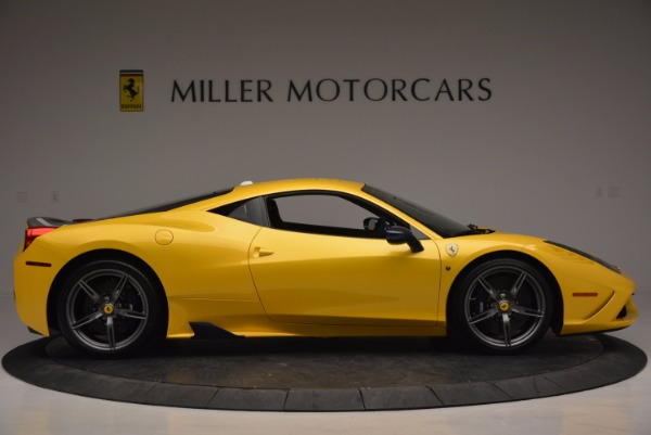 Used 2015 Ferrari 458 Speciale for sale Sold at Pagani of Greenwich in Greenwich CT 06830 9