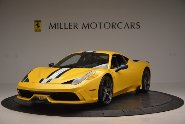 Used 2015 Ferrari 458 Speciale for sale Sold at Pagani of Greenwich in Greenwich CT 06830 1