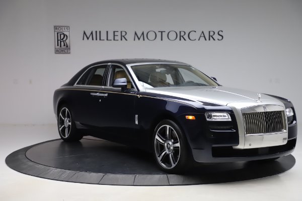 Used 2014 Rolls-Royce Ghost V-Spec for sale Sold at Pagani of Greenwich in Greenwich CT 06830 8