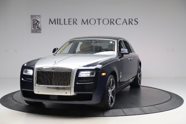 Used 2014 Rolls-Royce Ghost V-Spec for sale Sold at Pagani of Greenwich in Greenwich CT 06830 1