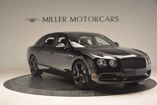 New 2017 Bentley Flying Spur W12 S for sale Sold at Pagani of Greenwich in Greenwich CT 06830 11