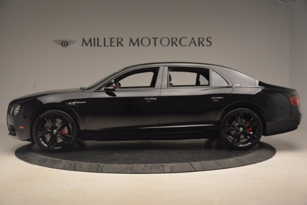 New 2017 Bentley Flying Spur W12 S for sale Sold at Pagani of Greenwich in Greenwich CT 06830 3