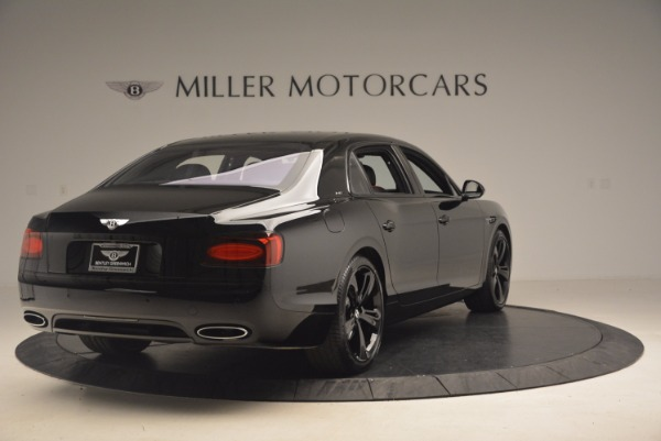 New 2017 Bentley Flying Spur W12 S for sale Sold at Pagani of Greenwich in Greenwich CT 06830 7
