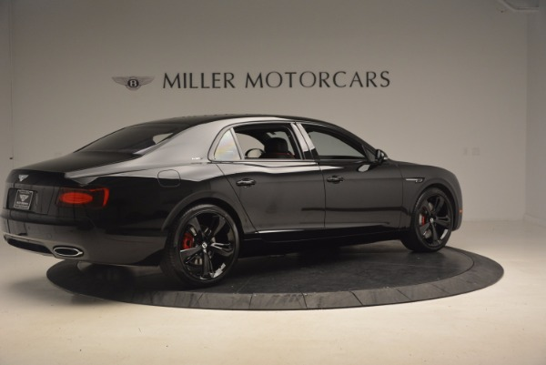 New 2017 Bentley Flying Spur W12 S for sale Sold at Pagani of Greenwich in Greenwich CT 06830 8