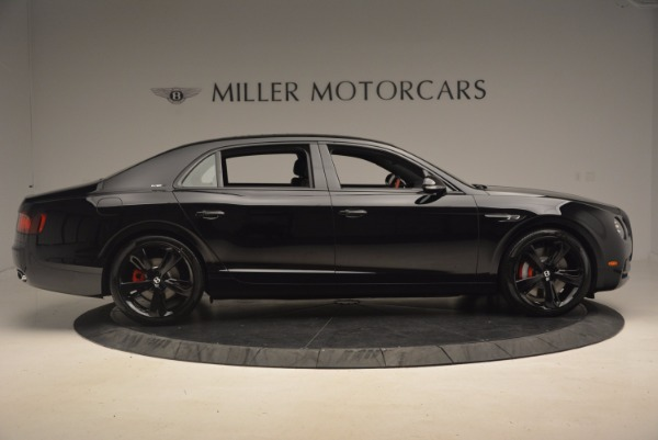 New 2017 Bentley Flying Spur W12 S for sale Sold at Pagani of Greenwich in Greenwich CT 06830 9