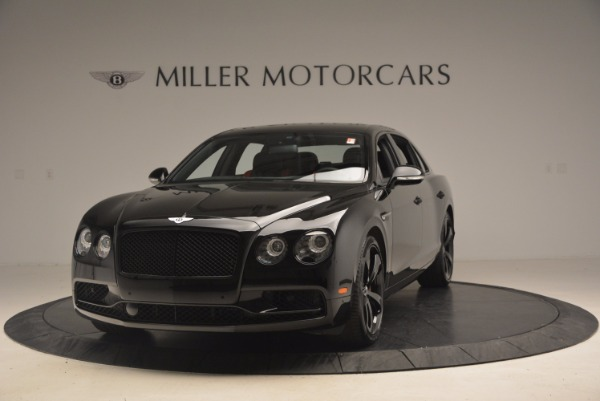 New 2017 Bentley Flying Spur W12 S for sale Sold at Pagani of Greenwich in Greenwich CT 06830 1
