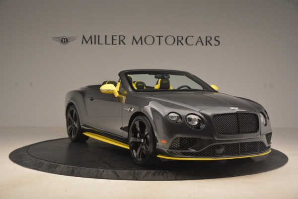 New 2017 Bentley Continental GT Speed Black Edition for sale Sold at Pagani of Greenwich in Greenwich CT 06830 11