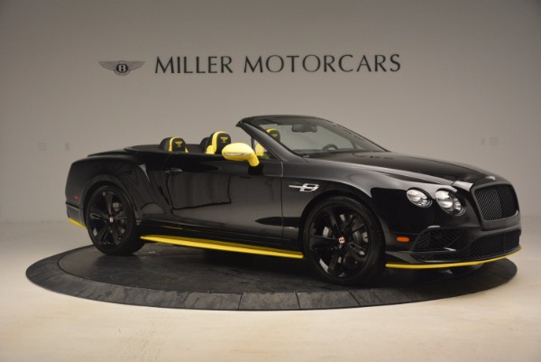 New 2017 Bentley Continental GT V8 S Black Edition for sale Sold at Pagani of Greenwich in Greenwich CT 06830 9