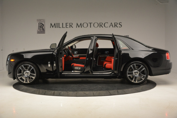 New 2017 Rolls-Royce Ghost for sale Sold at Pagani of Greenwich in Greenwich CT 06830 15